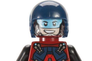Lego Atom Sdcc Exclusive
