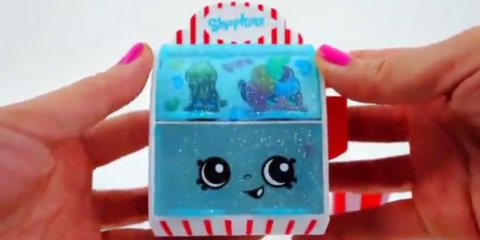 Shopkins Food Fair Candy Collection