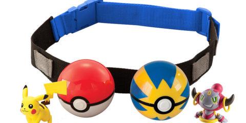 Pokemon Clip N Carry Poke Ball Cross-Belt