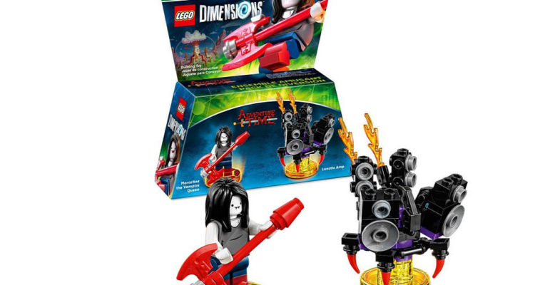Lego Dimensions Adventure Time Marceline