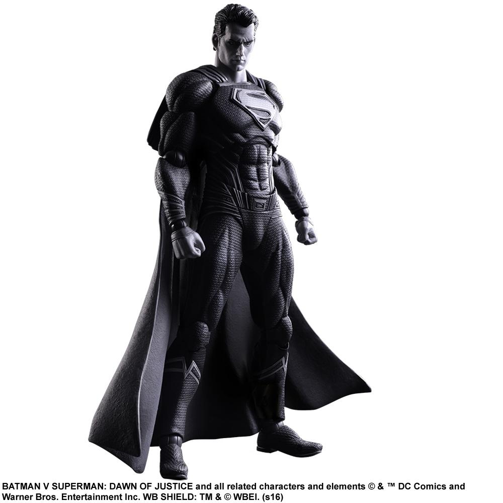 new york comic con superman black and white 1