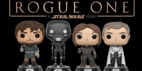 Rogue One Pops & Wobblers Coming