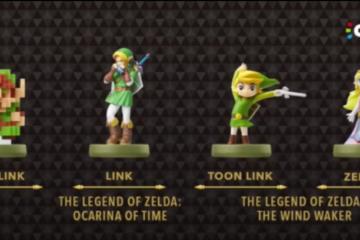 30th Anniversary Of Zelda