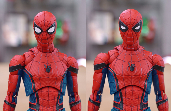 Watch Out Here Comes The Mafex Spider Man Homecoming